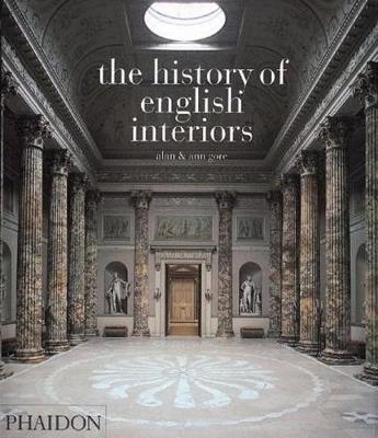 The History of English Interiors (Hardback)