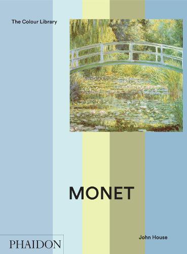 Monet - Colour library (Paperback)