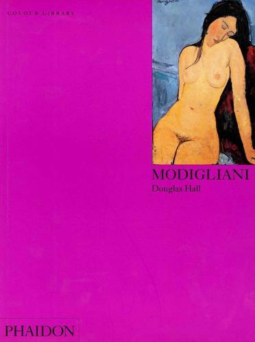 Modigliani - Colour library (Paperback)