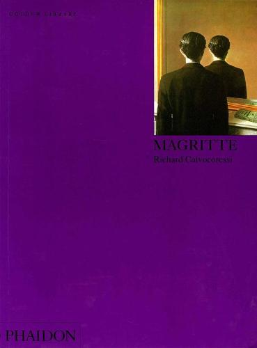 Magritte - Colour library (Paperback)