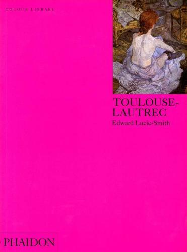 Toulouse-Lautrec - Colour library (Paperback)