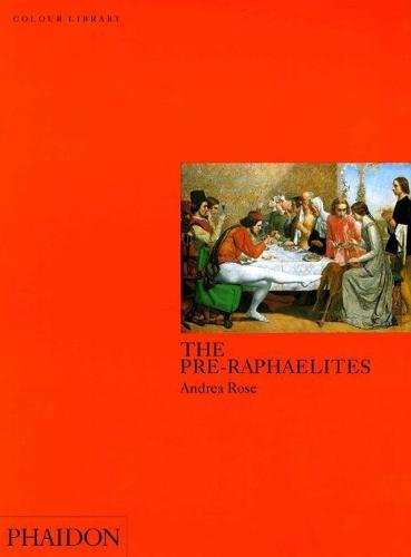 The Pre-Raphaelites - Colour library (Paperback)