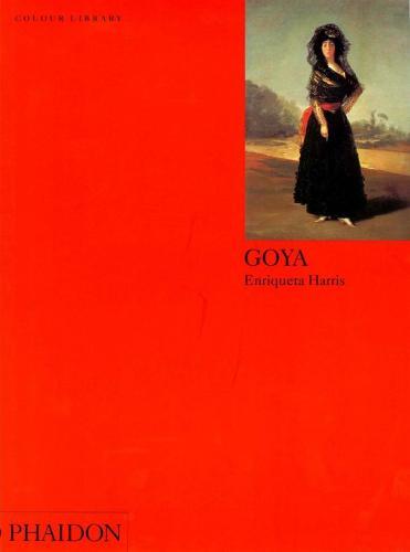 Goya - Colour library (Paperback)