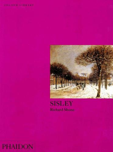 Sisley - Colour library (Paperback)