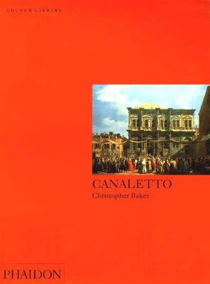 Canaletto - Colour library (Paperback)