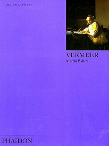 Vermeer - Colour library (Paperback)
