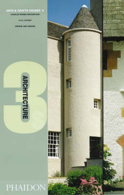 Arts and Crafts Houses: By Charles Rennie Mackintosh, CFA Voysey and Greene and Greene: Hill House, Helensburgh, Scotland, 1903, The Homestead, Frinton-on-Sea, 1905, Gamble House, Pasadena, California, 1908 v. 2 - Architecture 3s S. (Hardback)