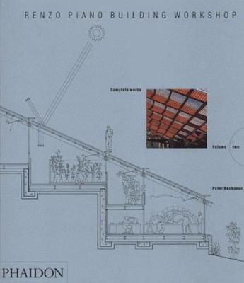 Renzo Piano Building Workshop; Complete Works Volume 2 (Paperback)