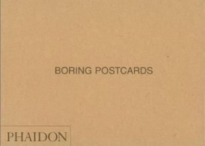 Boring Postcards USA (Hardback)