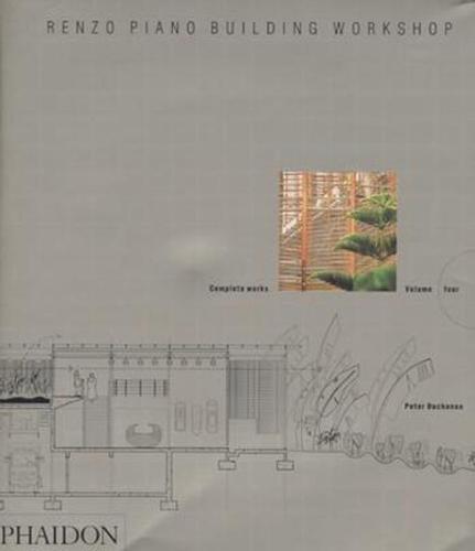 Renzo Piano Building Workshop; Complete Works Volume 4 (Paperback)