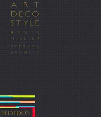 Art Deco Style (Paperback)