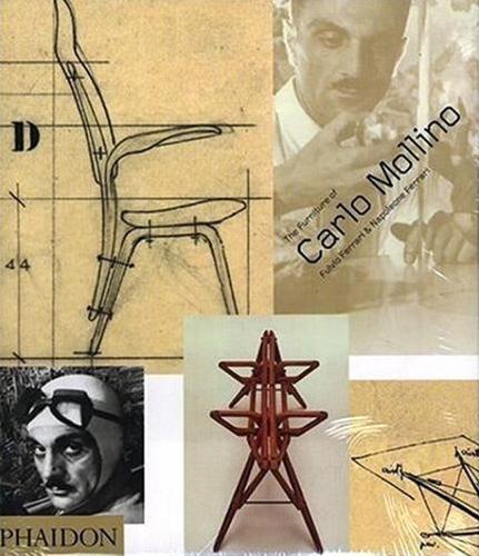 The Furniture of Carlo Mollino (Hardback)