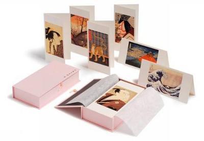 Ukiyo-e Greetings Cards