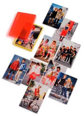 Shoichi Aoki; Fresh Fruits Postcards