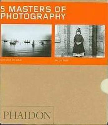 Five Masters of Photography - 55s (Paperback)
