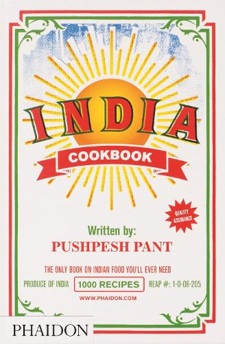 India: Cookbook (Hardback)