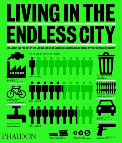 Living in the Endless City (Hardback)