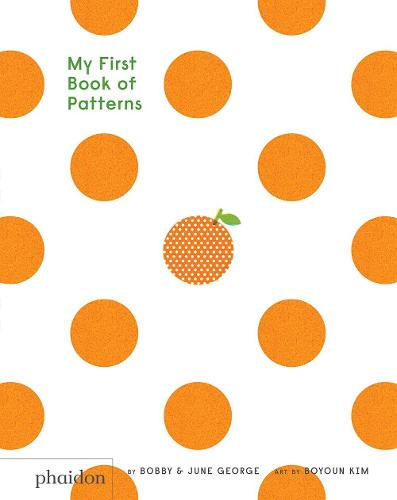 My First Book of Patterns (Board book)
