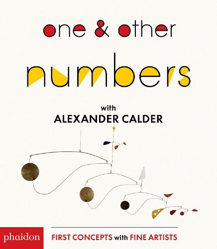 One & Other Numbers with Alexander Calder (Board book)