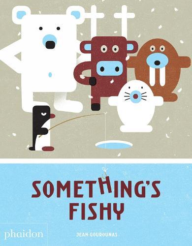 Something's Fishy (Hardback)