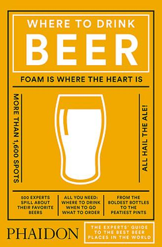Where to Drink Beer (Hardback)
