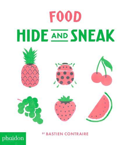 Food Hide and Sneak (Board book)