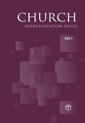 Church Representation Rules 2017 (Paperback)