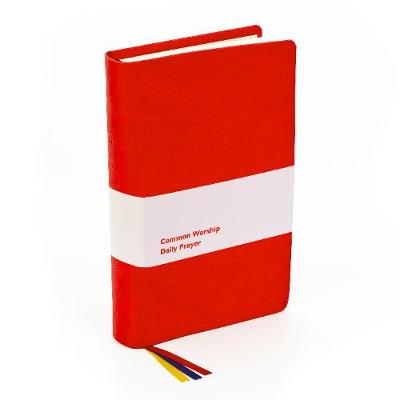 Common Worship - Common Worship: Services and Prayers for the Church of England (Leather / fine binding)