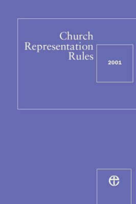 Church Representation Rules 2001 (Paperback)