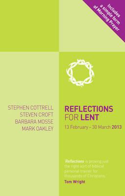 Reflections for Lent 2013 (Paperback)