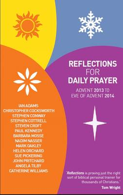 Reflections for Daily Prayer: Advent 2013 to Christ the King 2014 (Paperback)