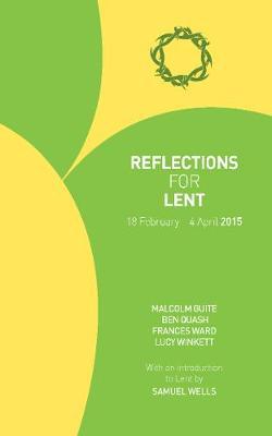 Reflections for Lent 2015 (Paperback)