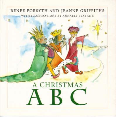 A Christmas ABC (Paperback)