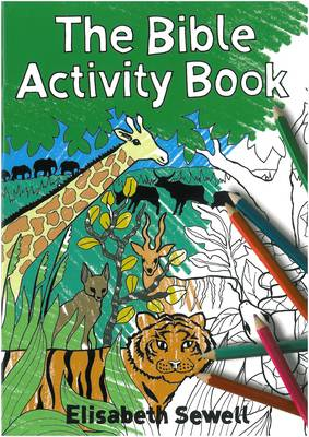 The Bible Activity Book (Paperback)