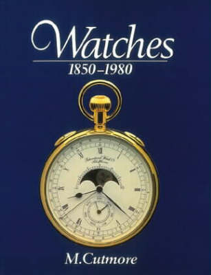 Watches 1850-1980 (Paperback)