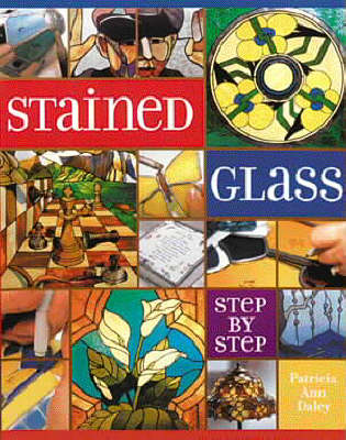 Stained Glass Step-by-step (Paperback)