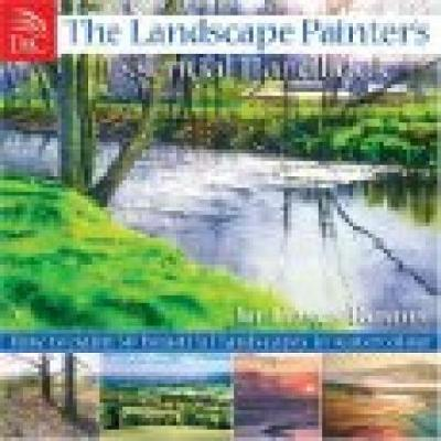 Landscape Painter's Essential Handbook: How to Paint 50 Beautiful Landscapes in Watercolour (Paperback)
