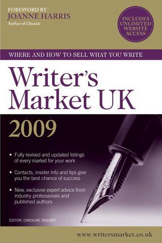 Writer's Market UK 2009 (Paperback)