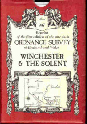 Ordnance Survey Maps: Winchester No. 86 (Sheet map, folded)