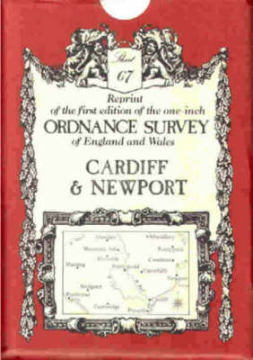 Ordnance Survey Maps: Cardiff No.67 - Victorian Ordnance Survey 67 (Sheet map, folded)