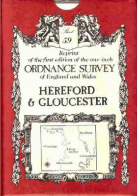 Ordnance Survey Maps: Hereford No. 59 (Sheet map, folded)