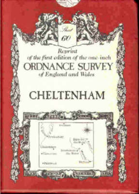 Ordnance Survey Maps: Cheltenham No. 60 (Sheet map, folded)