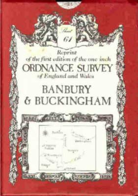 Ordnance Survey Maps: Banbury No. 61 (Sheet map, folded)