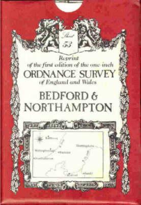 Ordnance Survey Maps: Bedford No. 53 (Sheet map, folded)