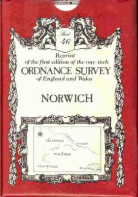 Ordnance Survey Maps: Norwich No. 46 (Sheet map, folded)