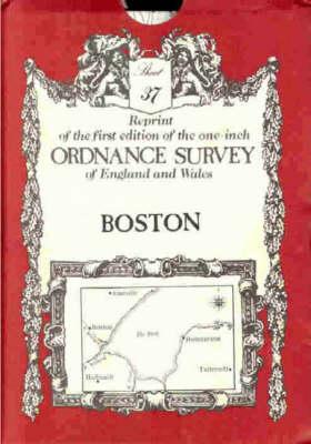 Ordnance Survey Maps: Boston No. 37 (Sheet map, folded)
