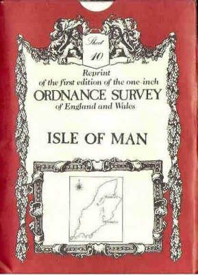 Ordnance Survey Maps: Isle of Man No. 10 (Sheet map, folded)