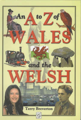 An A-Z of Wales and the Welsh (Paperback)