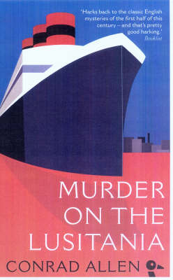 "Murder on the ""Lusitania"" (Paperback)"