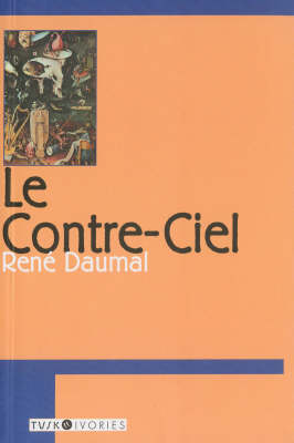 Le Contre-Ciel (Paperback)